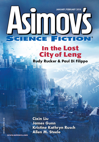 Asimov's Jan/Feb 2018