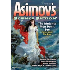 Asimov's Science Fiction Subscription